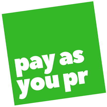 Pay as you PR